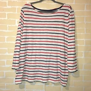 Old Navy xl basic 3/4 sleeve top